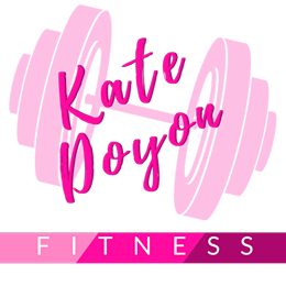 Kate Doyon Fitness Logo Petit