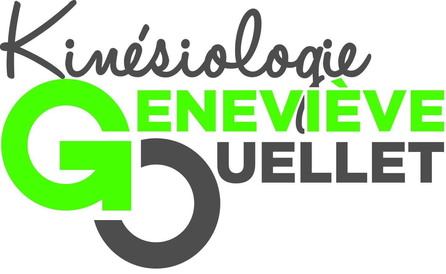 KineìSiologie Genevieì€Ve Ouellet